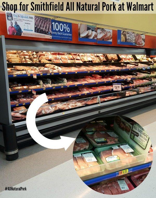 Shop for Smithfield All Natural Pork at Walmart
