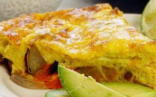 Easy Frittata Recipe for Breakfast or Anytime!