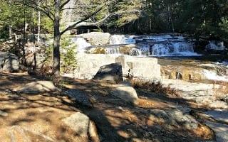 Jackson Falls NH Picnic
