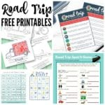 Free Printable Road Trip Activities for Kids