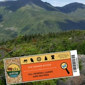 Free US National Park Pass #EveryKidInAPark