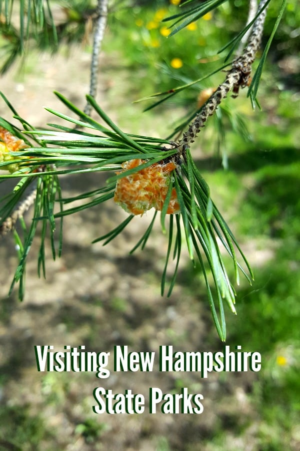 Visiting New Hampshire Parks