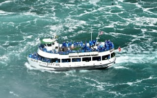 Niagara Falls Maid of the Mist Boat Ride