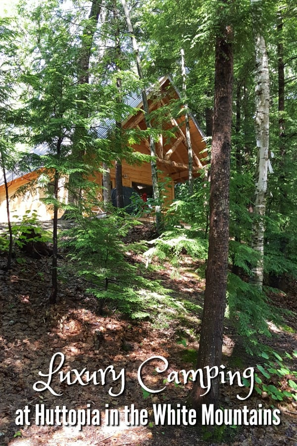 Luxury Camping at Huttopia #ad