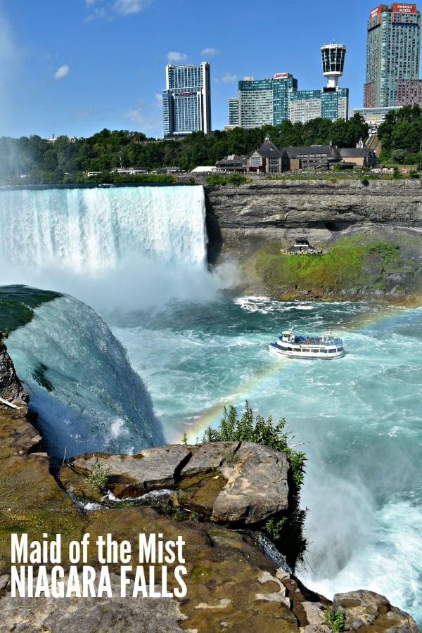 Niagara Falls Maid of the Mist #ad #MaidoftheMist #iconic