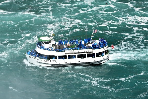 Niagara Falls Maid of the Mist #ad #iconic
