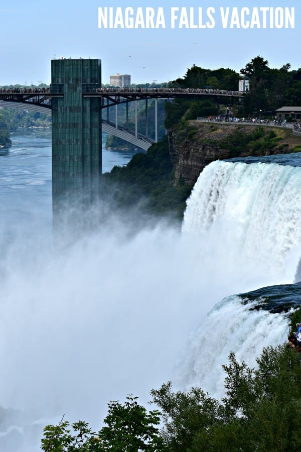 Niagara Falls Vacation #ad #SheratonNiagaraFalls