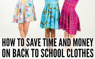Back to School Clothes + Giveaway