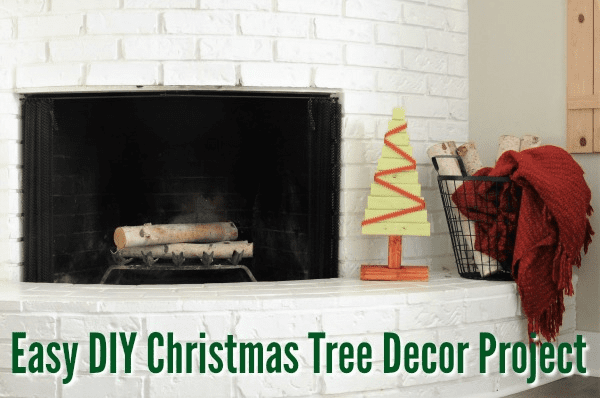 DIY Christmas Tree Decor Project