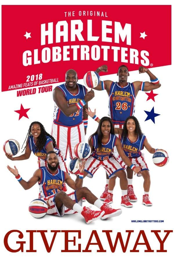 Harlem Globetrotter Girveaway