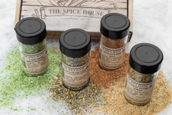 The Spice House Best Seller Spice Collection