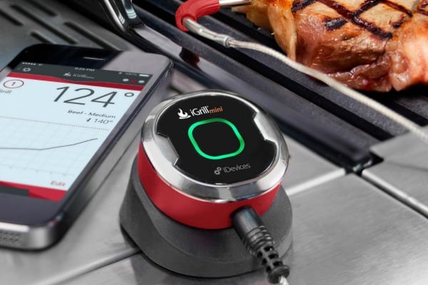 iGrill mini grilling thermometer