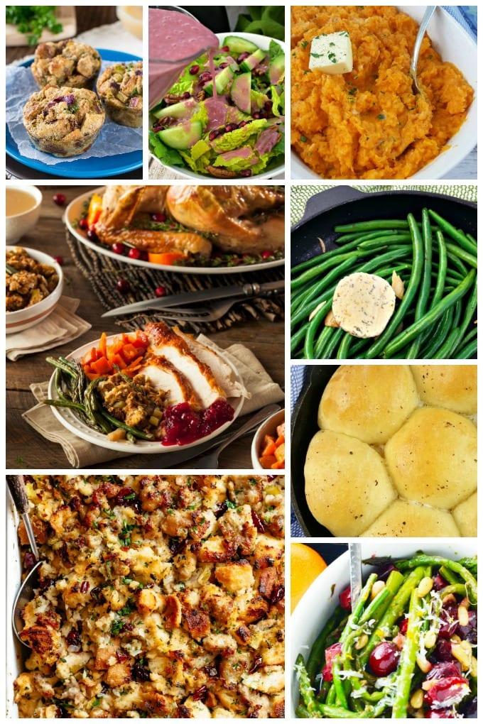 Short on time on Thanksgiving? No problem. We've found a whole bunch of delicious make-ahead Thanksgiving side dishes that everyone will love! via @jugglingactmama