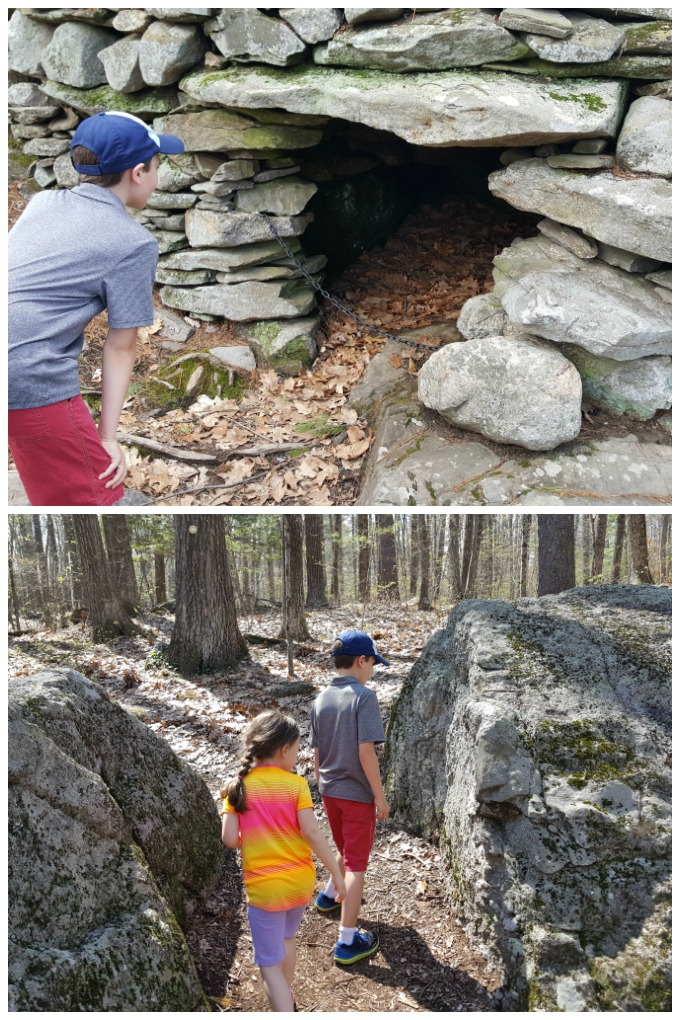 America's Stonehenge, located in Salem, NH is a one-a-of-a-kind family experience! Explore caves and stone structures, plus dig for gems and feed the alpacas. via @jugglingactmama