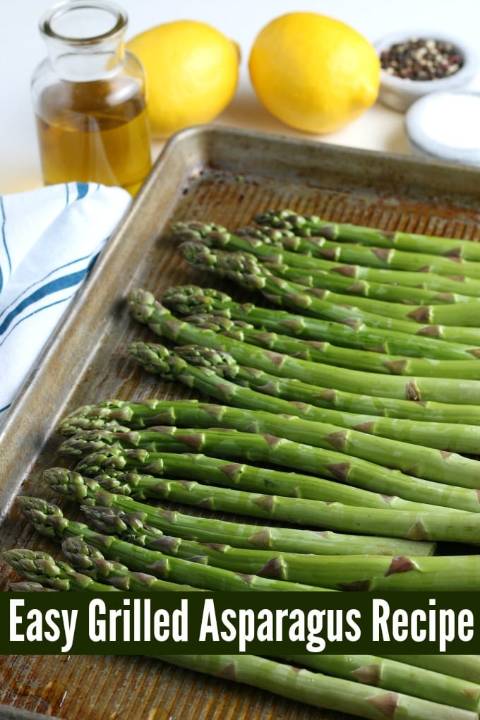 If you're looking for tender, crisp asparagus perfectly cooked, you need to check out our recipe for how to grill asparagus in foil! via @jugglingactmama