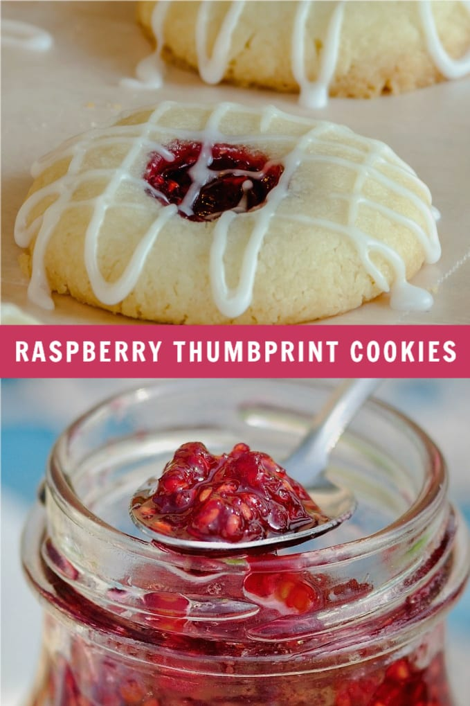 The Best Thumbprint Cookie Recipe starts with just the right ingredients for the perfect dough. Then the fun begins because the filling options are nearly endless! via @jugglingactmama